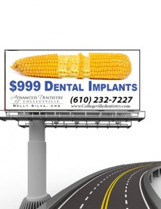 billboard Gallery pic corn
